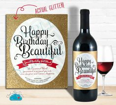 wine birthday present ; ddbad5d638498f8d8d489bbcdf056dfa--wine-bottle-labels-wine-bottles