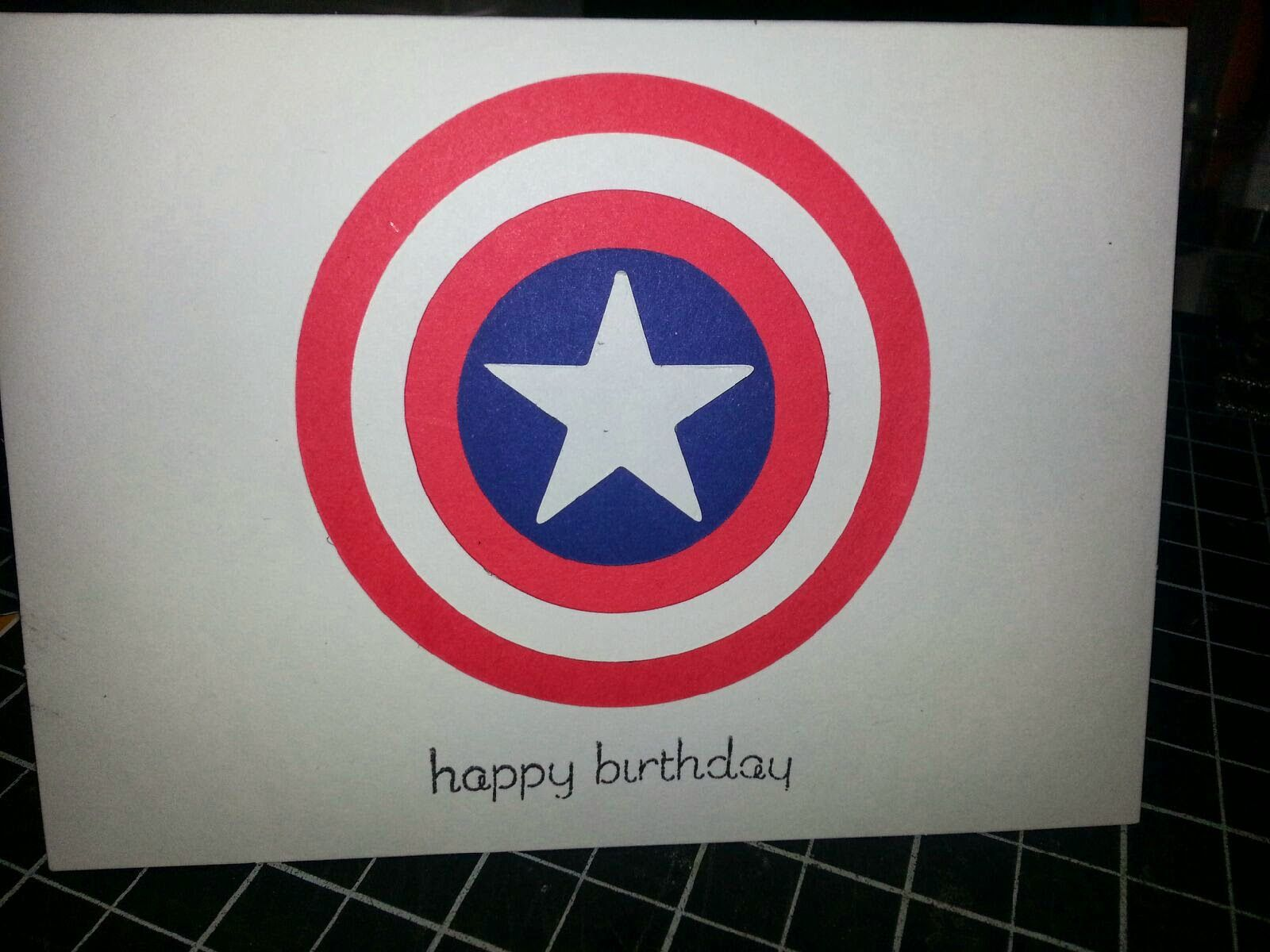 winter soldier birthday card ; 09cd5f36b50a1444537070557c02d0e1