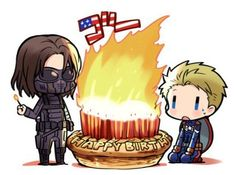 winter soldier birthday card ; 0b554e44c597a84c7e98dcd048dbebba