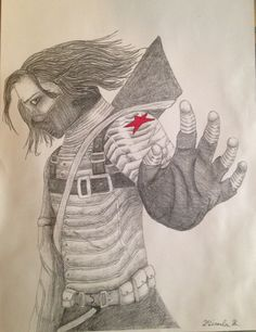 winter soldier birthday card ; abd359557db7d93bcc746a614c65a8e1--the-movie-it-a-pencil