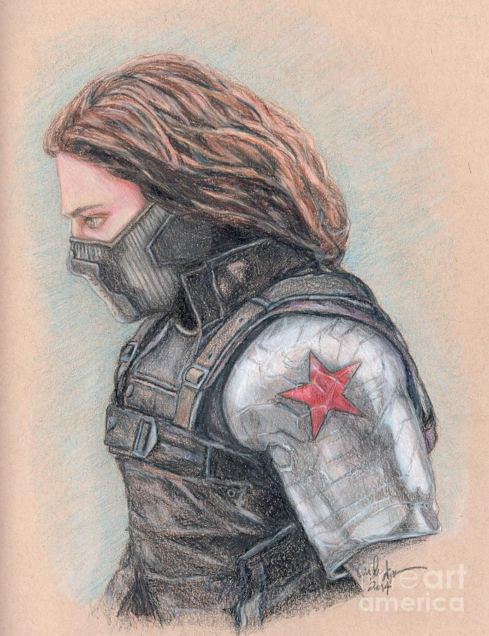 winter soldier birthday card ; captain-america-winter-soldier-christine-jepsen
