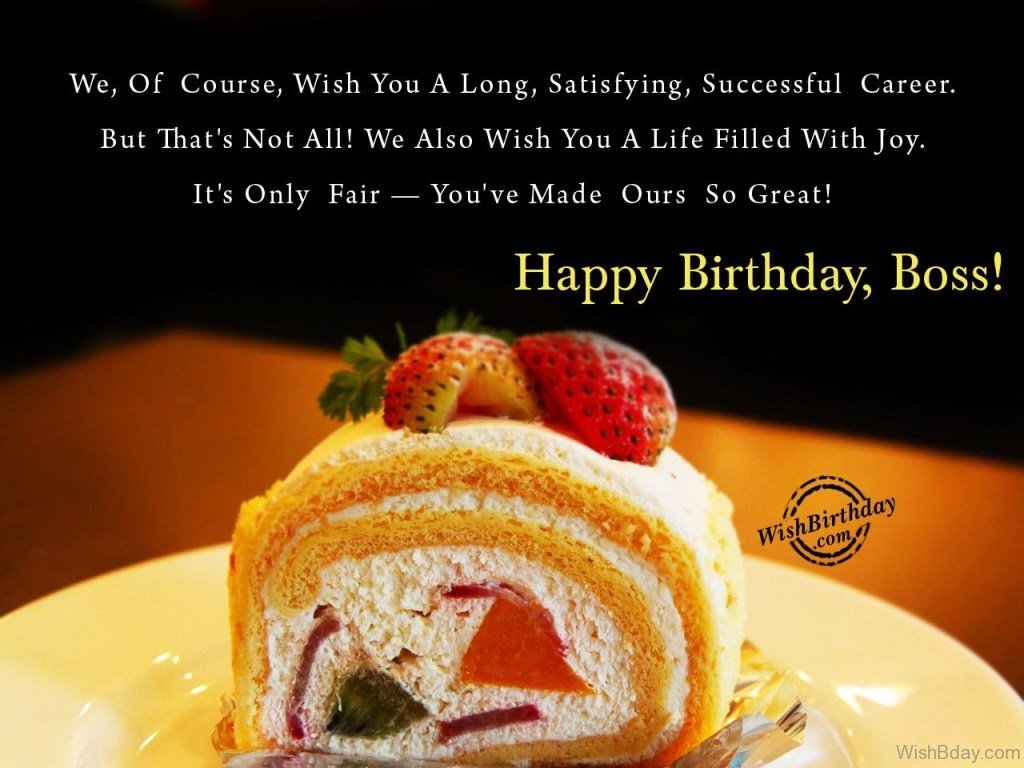 wish birthday for boss ; You-Have-Made-Ours-So-Great