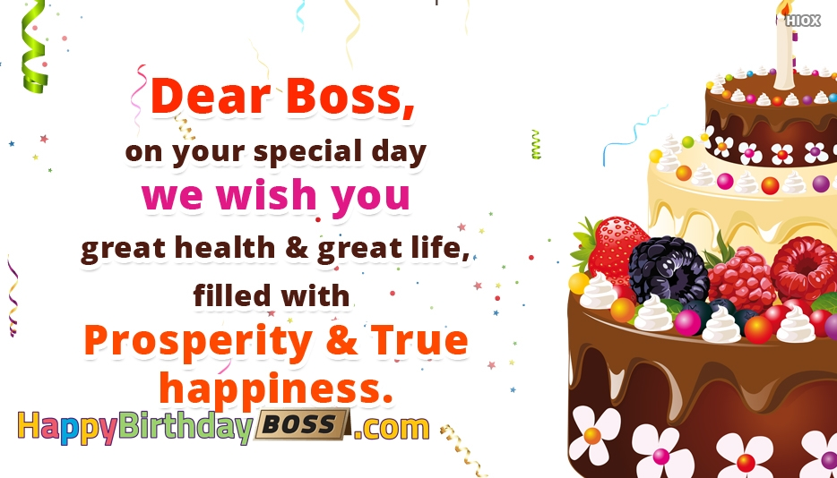 wish birthday for boss ; dear-boss-on-your-special-52650-21608