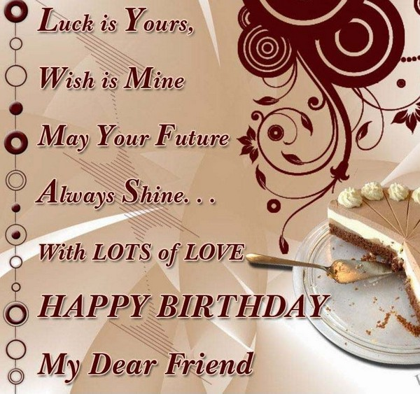 wish happy birthday to my friend ; birthday-wishes-for-friend-images