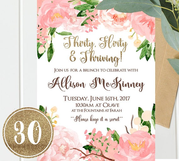words for 30th birthday card ; words-for-30th-birthday-card-best-of-30th-birthday-invitations-thirty-flirty-and-thriving-pink-of-words-for-30th-birthday-card