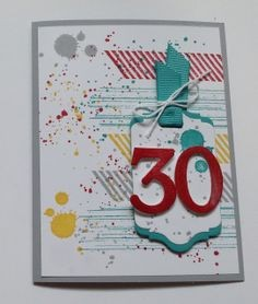words for a 30th birthday card ; words-for-30th-birthday-card-new-stampin-up-wetlands-gorgeous-grunge-a-word-for-you-masculine-of-words-for-30th-birthday-card