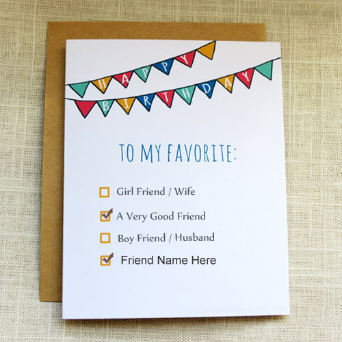 write best friends birthday card ; 1457709134_85856290