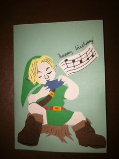 zelda birthday card printable ; 1ec8c7df012c533a3e02dfe503a08147--zelda-birthday-cards