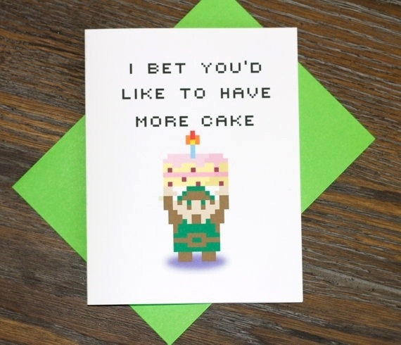 zelda birthday card printable ; 6c363e2cb80dd037367e11594bb16a1a