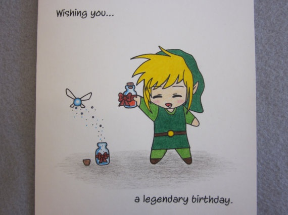 zelda birthday card printable ; c12bd7fe1f131e937ad479861857c66f--ideas-cumplea%25C3%25B1os-card-ideas