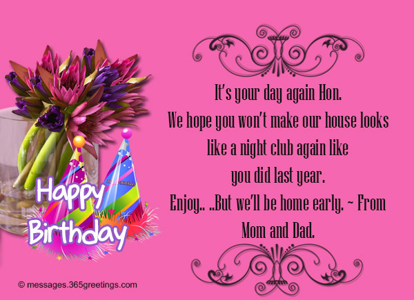 10th birthday card messages ; best-birthday-wishes-10