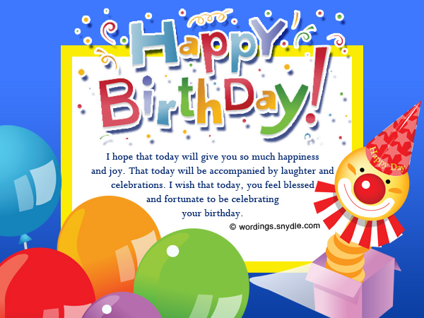 10th birthday card messages ; birthday-wishes-for-cards