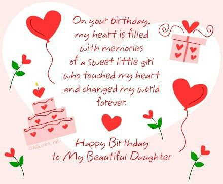 10th birthday message for daughter ; 15c839140c3ba01398d42820b6b0acc8--happy-birthday-daughter-quotes-happy-th-birthday