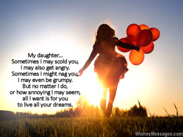 10th birthday message for daughter ; Beautiful-quote-for-daughter-to-express-love-for-her-640x480