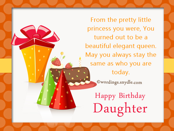 10th birthday message for daughter ; birthday-wishes-for-daughter-1