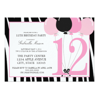 12 year old birthday invitations printable ; 12-year-old-birthday-invitations_birthday-invitation-cards-for-kids-invitations-ideas-on-precious-birthday-party-invitations-and-a-sweet-year-ol