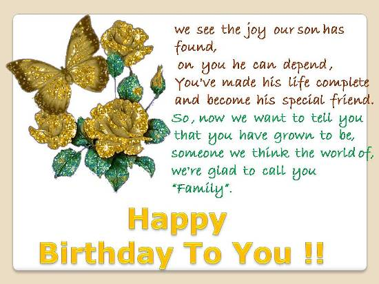 123 free greeting birthday cards for son ; 305327