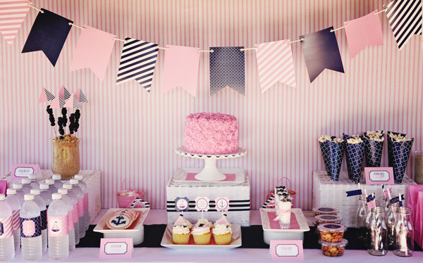 14th birthday party ideas ; Girls-Party-Ideas-14