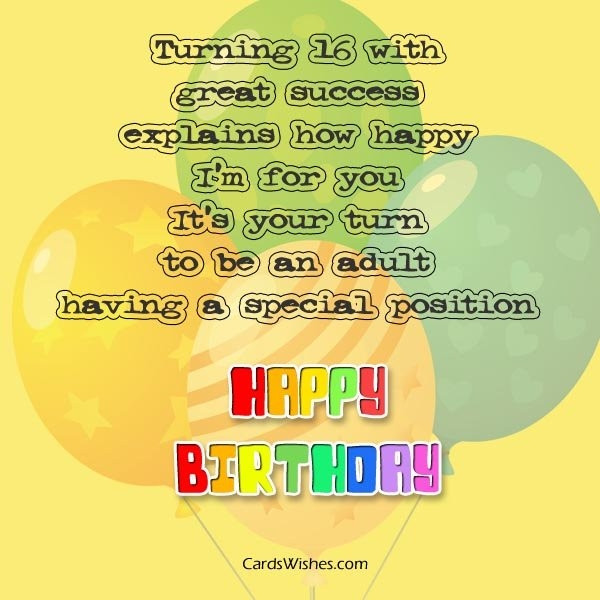 16 birthday card sayings ; 16-birthday-card-sayings-best-of-23-luxury-son-birthday-card-messages-of-16-birthday-card-sayings