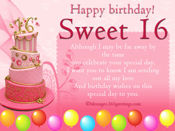 16 birthday card sayings ; sweet-16th-birthday-wishes