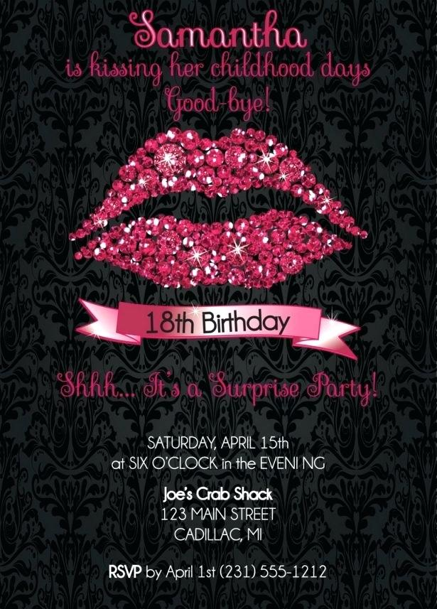 17th birthday invitation templates ; 17th-birthday-invitations-chic-birthday-party-invitations-which-you-need-to-make-birthday-invitations-17th-birthday-invitation-text