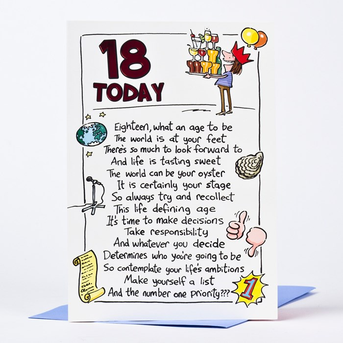 18th birthday card messages ; Pome-18th-Birthday-Greeting-Cards