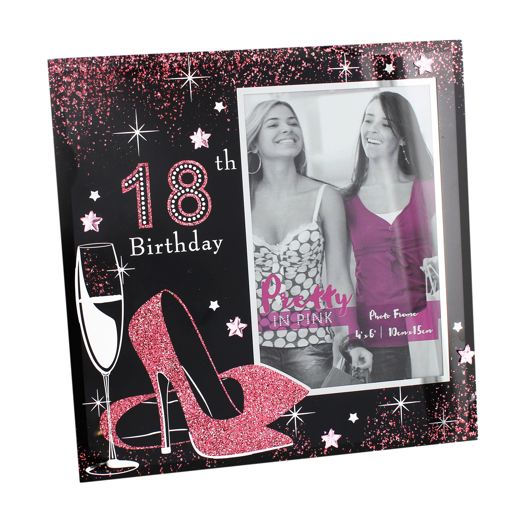 18th birthday photo frame ; SP901