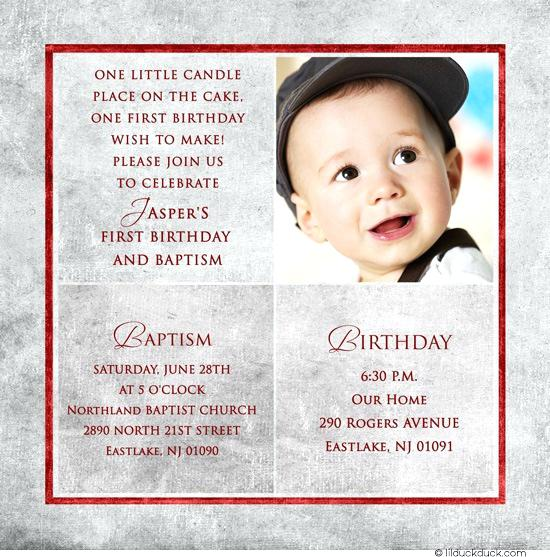 1st birthday and baptism combined invitation wording ; 1st-birthday-invitation-ideas-first-birthday-invitation-wording-baptism-first-birthday-invitations