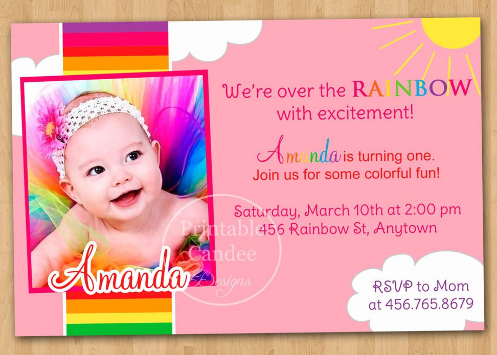 1st birthday invitation slogans ; first-birthday-invitation-wording-by-the-combination-of-great-design-for-your-own-Birthday-Invitation-Templates-15-972x695