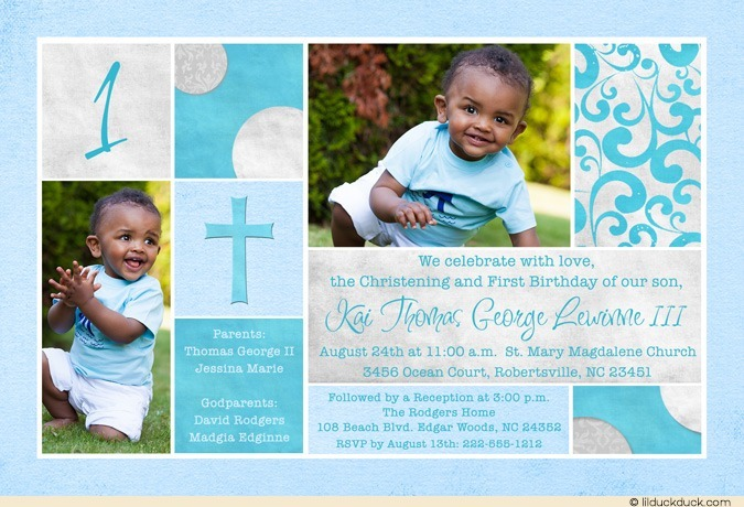 1st birthday invitation wording from parents ; baptism-first-birthday-invitations-joint-christening-and-1st-birthday-invitations-blue-photo-1st
