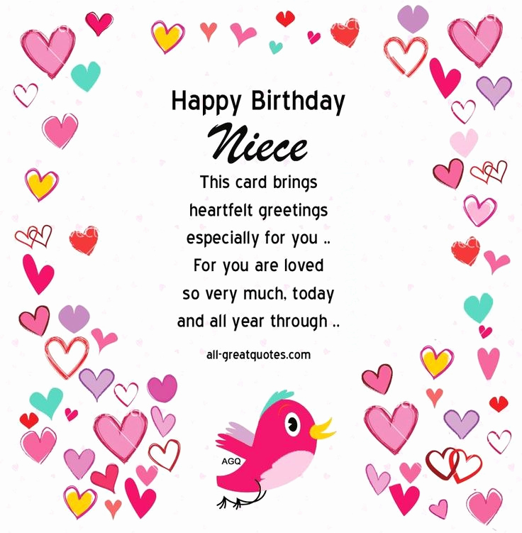 1st birthday message for niece ; 1st-birthday-wishes-for-niece-fresh-186-best-birthday-greetings-niece-nephew-images-on-pinterest-of-1st-birthday-wishes-for-niece