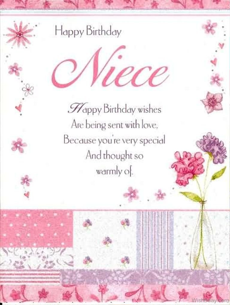 1st birthday message for niece ; Happy-Birthday-Wishes-Are-Being-Sent-With-Love
