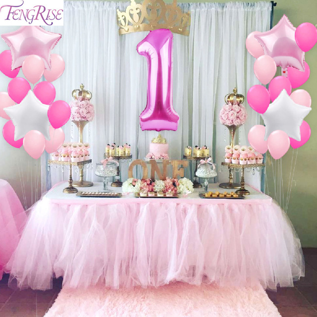 1st birthday party ; fengrise-25pcs-1st-birthday-party-decoration-diy-40inch-number-1-first-balloon-foil-balloons-baby-shower_fengrise-pcs-st-birthday-party-decoration-diy-inch-numb-on-up-and-away-first-birthday-party