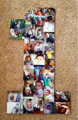 1st birthday picture collage ; c0c153cad54c0a8a69d4b2d82f1351ce