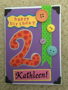 2 year old birthday card ideas ; 5387a96a1a7fc2d729f88b65a74bcbe9--activity-board-rowan