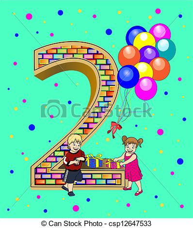 2 year old birthday card ideas ; birthday-cards-for-2-year-olds-birthday-card-for-a-two-year-old-a-birthday-card-or-vectors