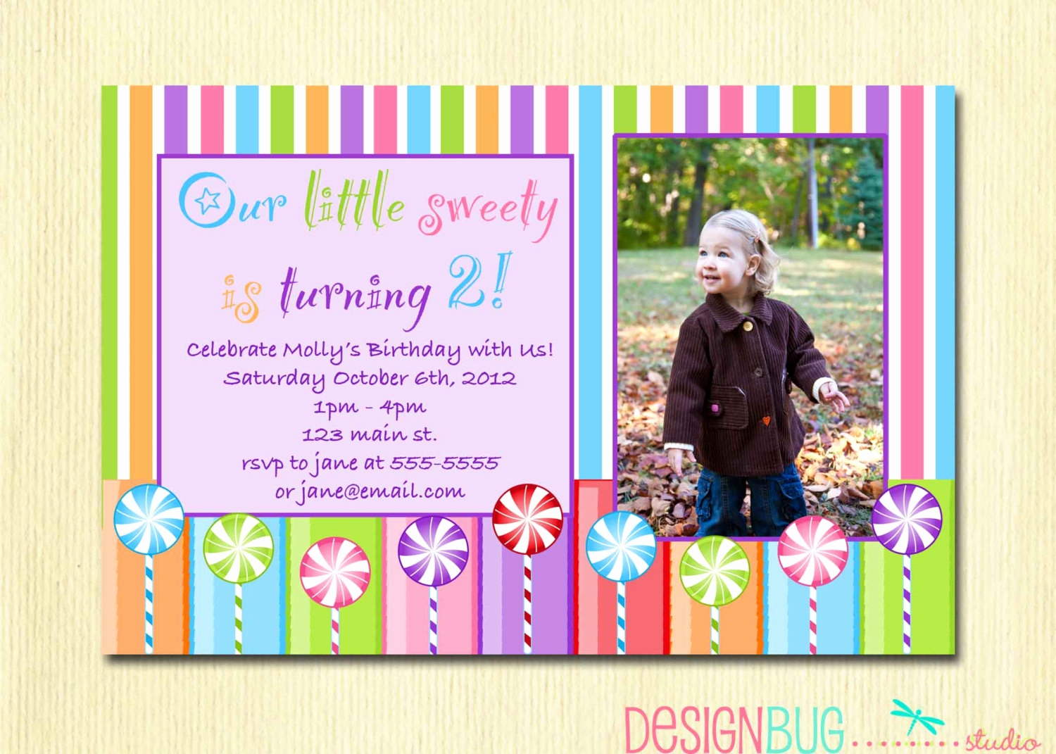 2 year old birthday card printable ; what-to-write-in-2-year-old-birthday-card-fresh-girls-lollipop-birthday-party-invitation-diy-printable-candy-of-what-to-write-in-2-year-old-birthday-card