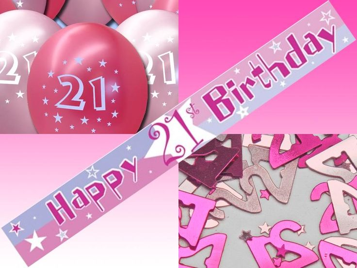 21st birthday banners and balloons ; d1cc4d0f80c71d007666c09b74c56652---birthday-birthday-ideas