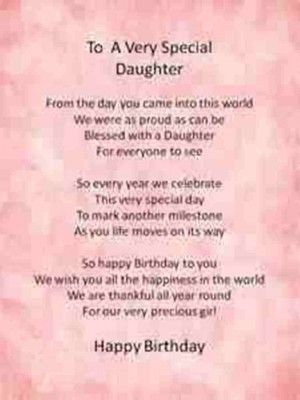 21st birthday card verses for daughter ; 1bed10e8d0ead10da0147bf546e75920
