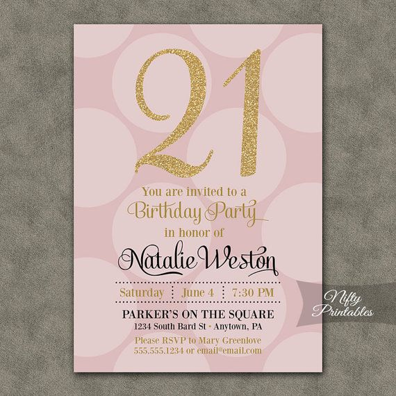 21st birthday invitation card ideas ; 21st-birthday-invitations-for-simple-invitations-of-your-Birthday-Invitation-Templates-using-mesmerizing-design-ideas-14