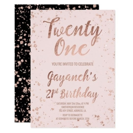 21st birthday invitation card ideas ; best-25-21st-invitations-ideas-on-pinterest-21st-birthday-in-21-birthday-invitation-card-design
