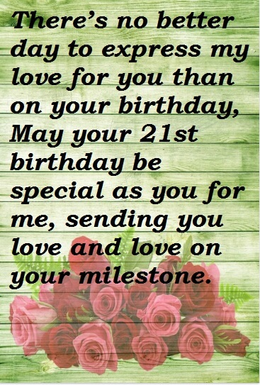 21st birthday message for girlfriend ; 21st-Birthday-Best-Wishes-Quotes