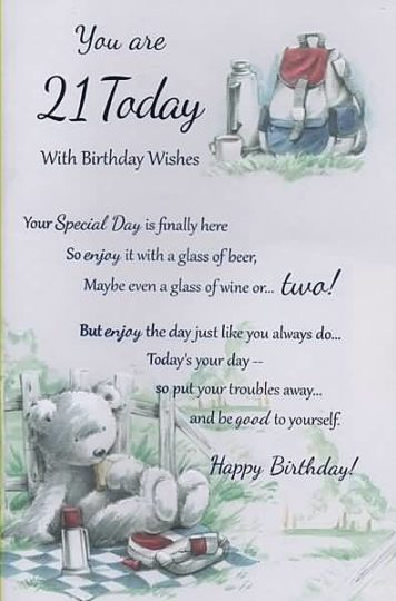 21st birthday message for girlfriend ; Wonderful-21st-Birthday-Wishes-For-Stepdaughter-Greetings-356x540