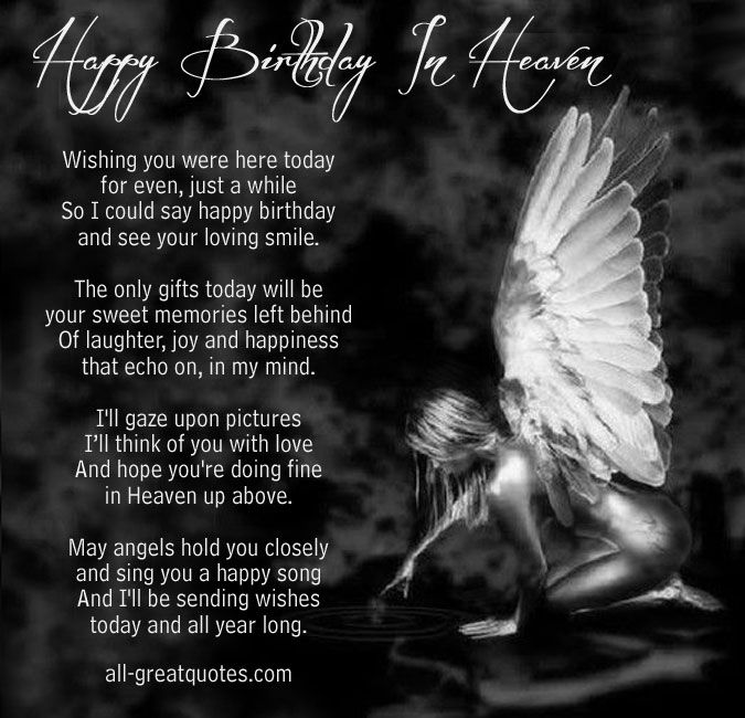 26th birthday wishes poem ; 6f9d8db4fcd6ade930a82b54dcbea7d5--birthday-in-heaven-quotes-birthday-wishes-in-heaven-husband