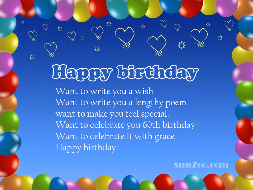 26th birthday wishes poem ; Happy-Birthday-Poems-and-Wishes-26