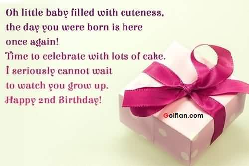 2nd birthday message for baby boy ; Best-Birthday-Wishes-For-Baby-Boy-Greetings