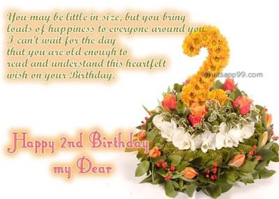 2nd birthday message for baby boy ; cbdc99eaae8ed0d3aae1d2088f551e1d