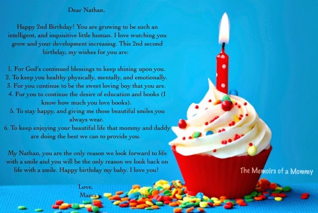 2nd birthday message for my son ; 5f67d-happy2bbirthday2bnathan