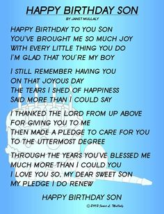 2nd birthday message for my son ; birthday-card-sayings-for-your-son-4c3b79de03c27fe0d387c83daeb9374d-son-birthday-quotes-birthday-cards