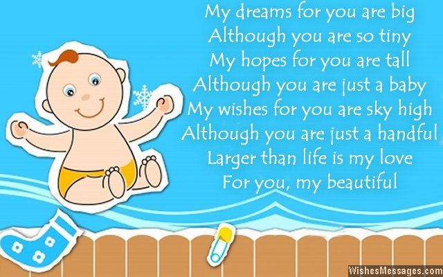 2nd birthday poem for son ; Cute-birthday-card-poem-for-baby